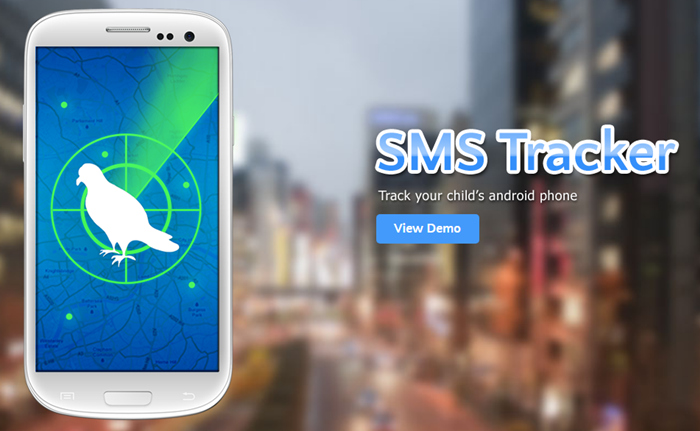 sms tracker
